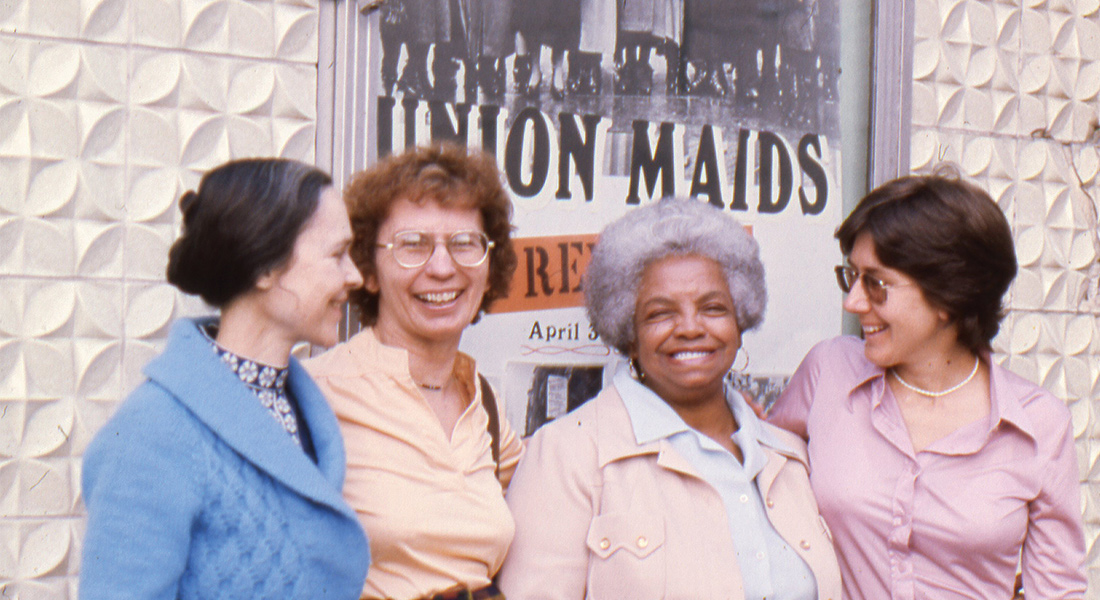 Image of group from Union Maids